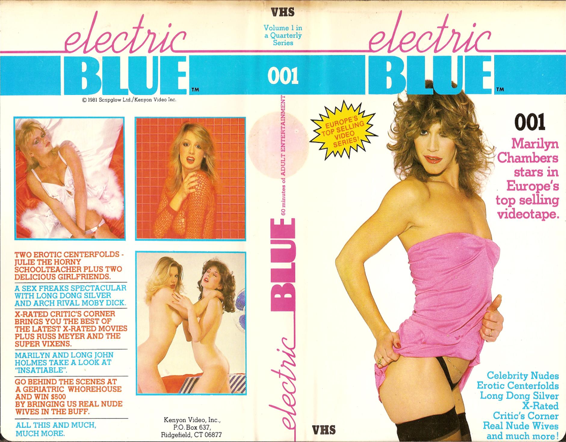 Электрик блю фото эротический журнал