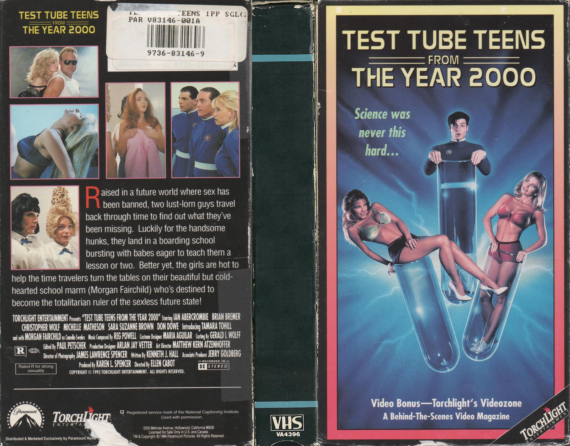 The test tube teen