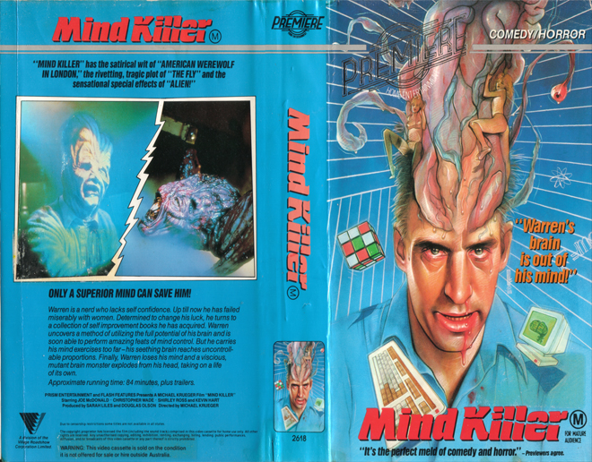 the mind killer the role The psychology of serial killers described the id as the part of the mind that childhood trauma played a key role in the lives of numerous serial killers.