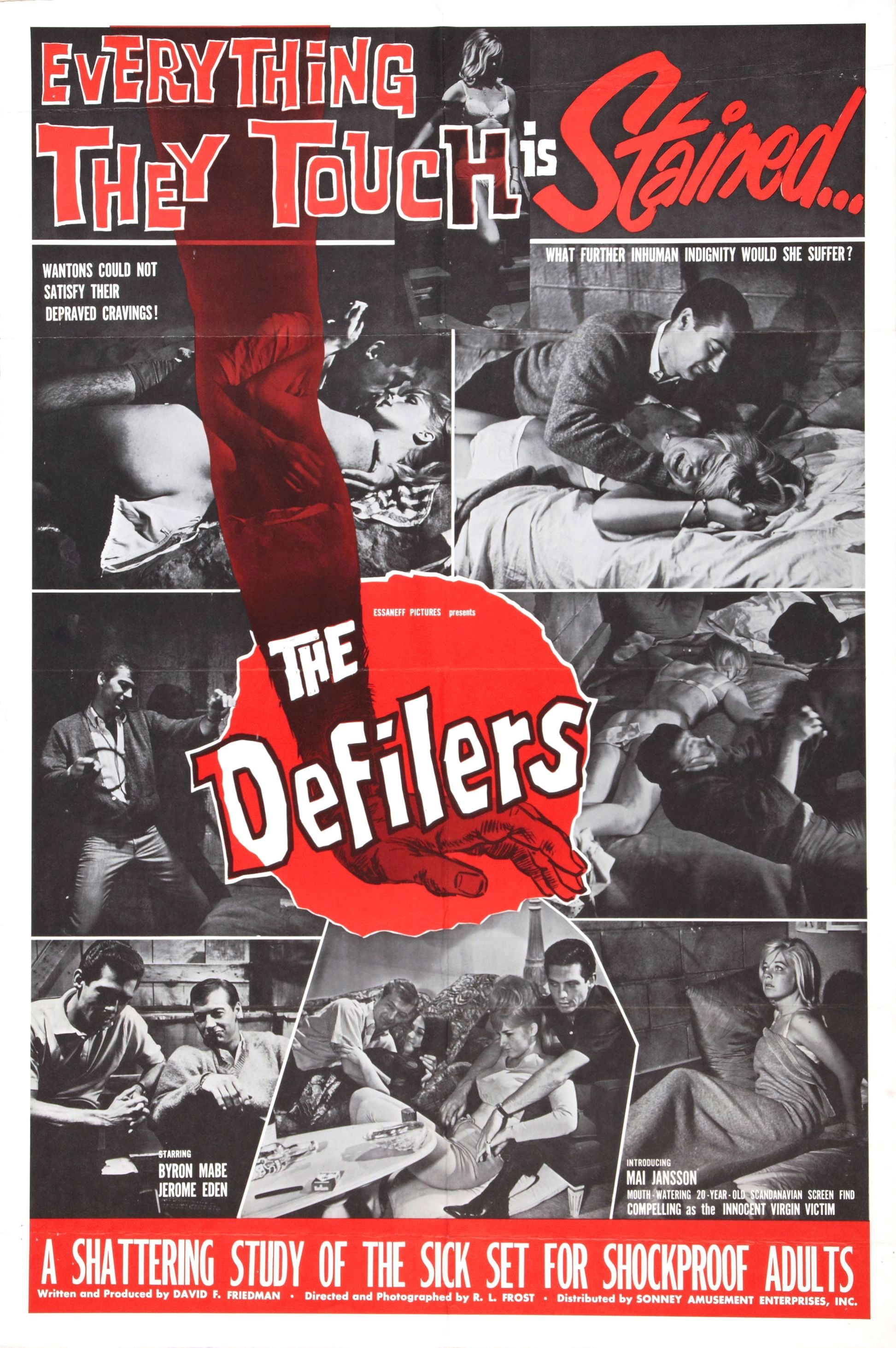 The Defilers / The Defilers 1965 BDRip.